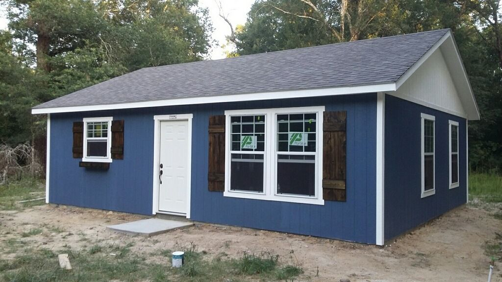 A Custom Tuff Shed Building Deserves Customized Shutters There Are So Many Options To Design A Building To Fit Yo Shed To Tiny House Building A Shed Tuff Shed