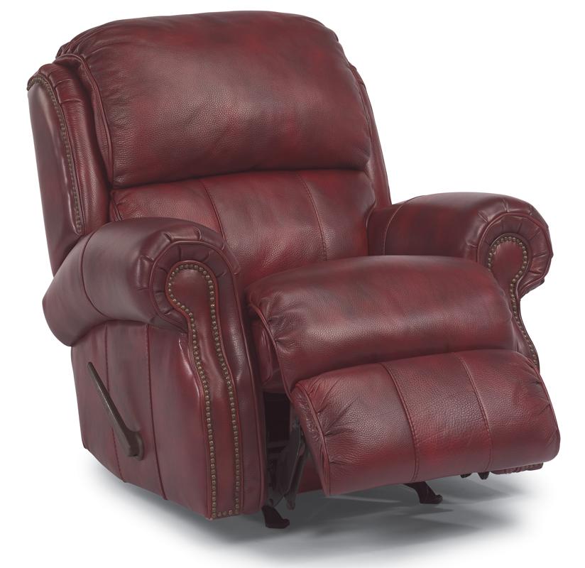 American Furniture In Santa Fe Nm: Richardson Rocking Recliner
