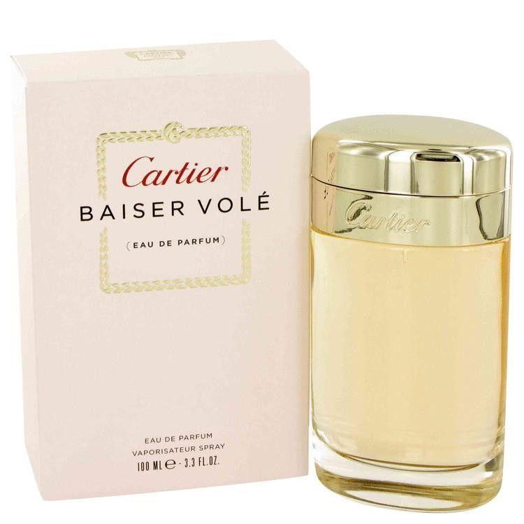 Baiser Vole by Cartier Eau De Parfum Spray 3.4 oz