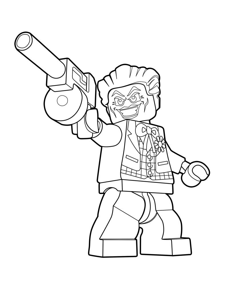 Lego Joker Coloring Page Avengers Coloring Pages Lego Coloring Pages Avengers Coloring