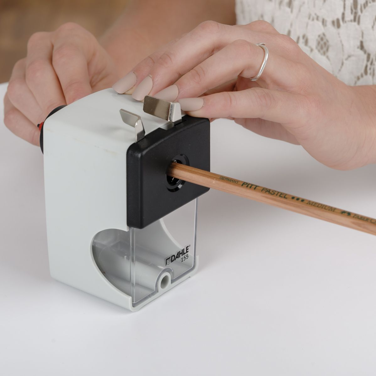 Its all about control with our rotary pencil sharpeners