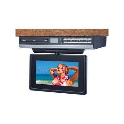audiovox ve927 under cabinet lcd tv dvd combo 9 lcd flipdown