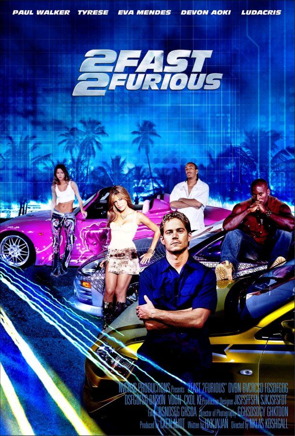 Rapidos Furiosos Movie Fast And Furious Fast And Furious Paul Walker