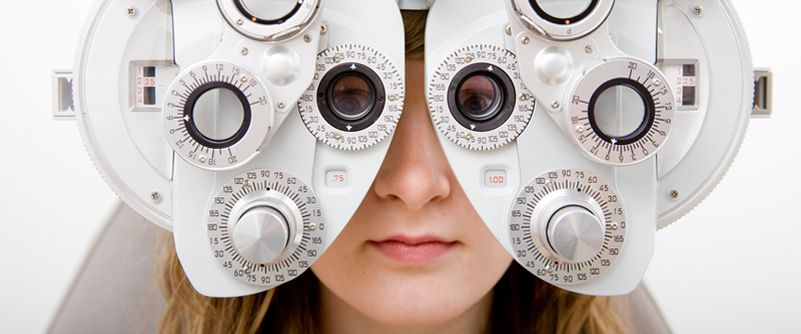 Optical Machine Eye Doctor Dental Insurance Eye Care Center