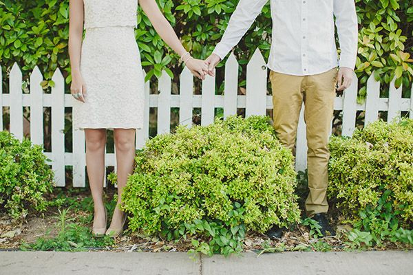 A Sweet and Simple Outdoor Engagement by Tyler Rye Photography - Wedding Party