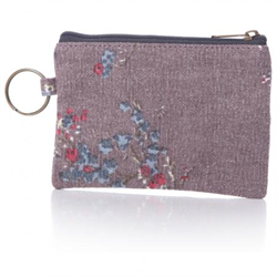 Our practical little coin purses in Floral Spring to match our selection of bags £4.50 each at Melbury Gallery at http://www.melburygallery.co.uk/shop/bags-and-purses/1/ #greatstockingfiller xx