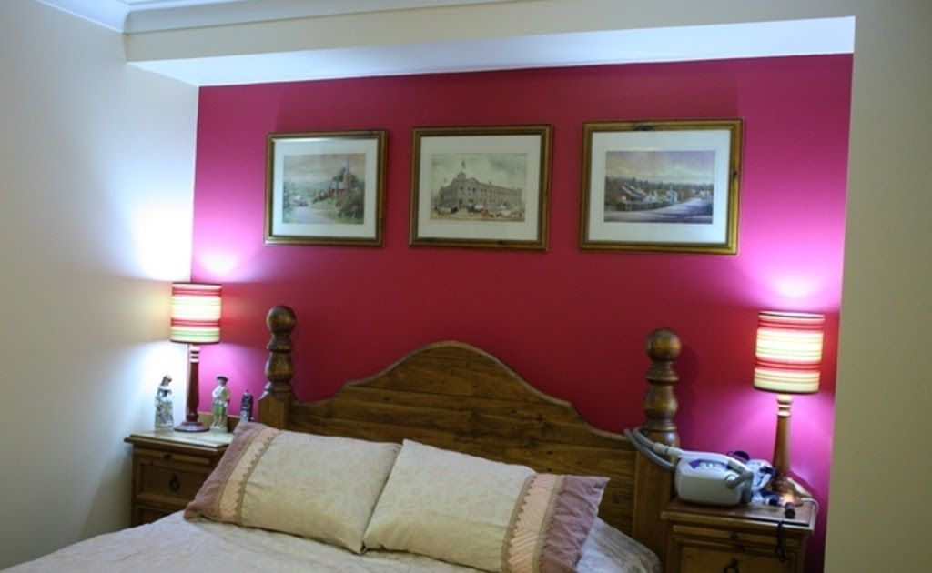 Elegant Hot Pink Paint For Wall Bedroom Design Idea Car Color Wall Pictures Download Free Bedroom Color Combination Small Bedroom Colours Best Bedroom Colors