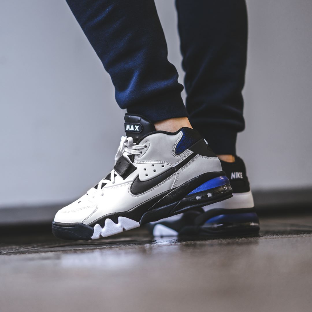 nike air force max 93 sort