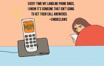 Funny home phone pictures.