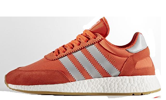 adidas Iniki Runner Orange | BA9998