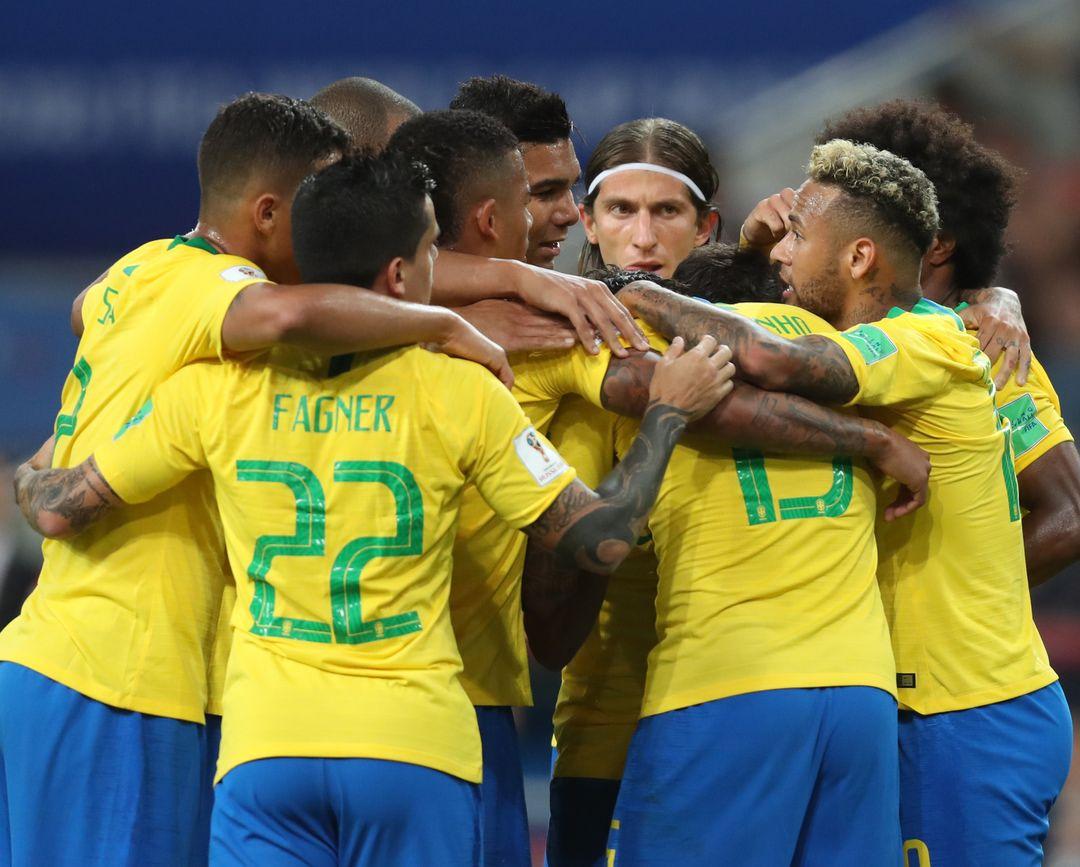 Oitavas De Final Lucas Figueiredo Cbf Gigantespornatureza Seleca Selecao Brasileira Selecao Brasileira De Futebol Vinicius Jr