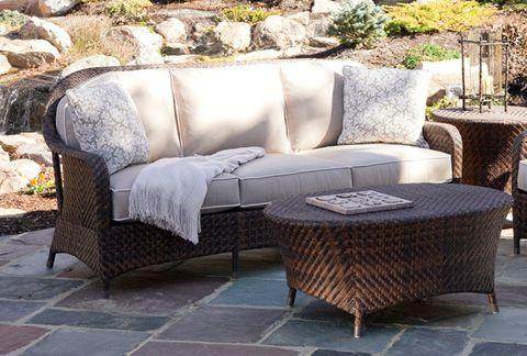 Outdoor Sofa The Fresh