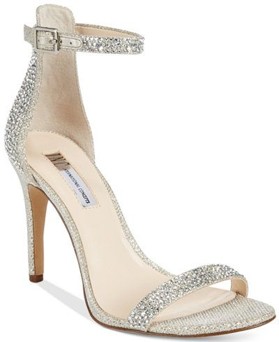 4e0c6c3504f INC International Concepts Women s Roriee Rhinestone Ankle-Strap Dress  Sandals
