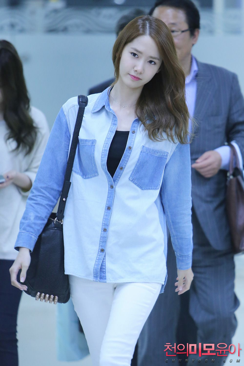 SNSD YoonA @ Airport