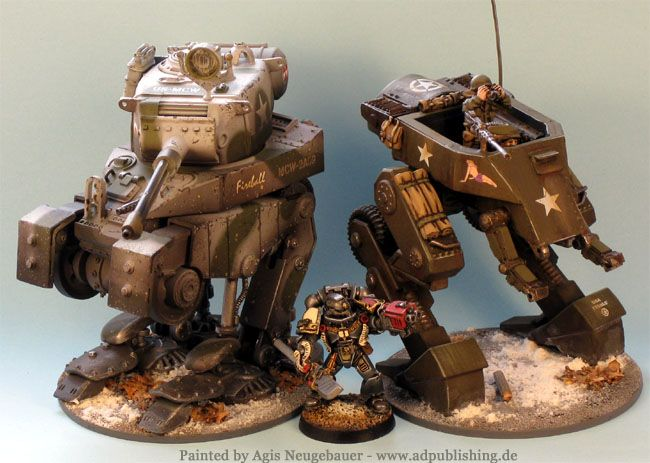 Agis Page Of Miniature Painting And Gaming Gears And Guts