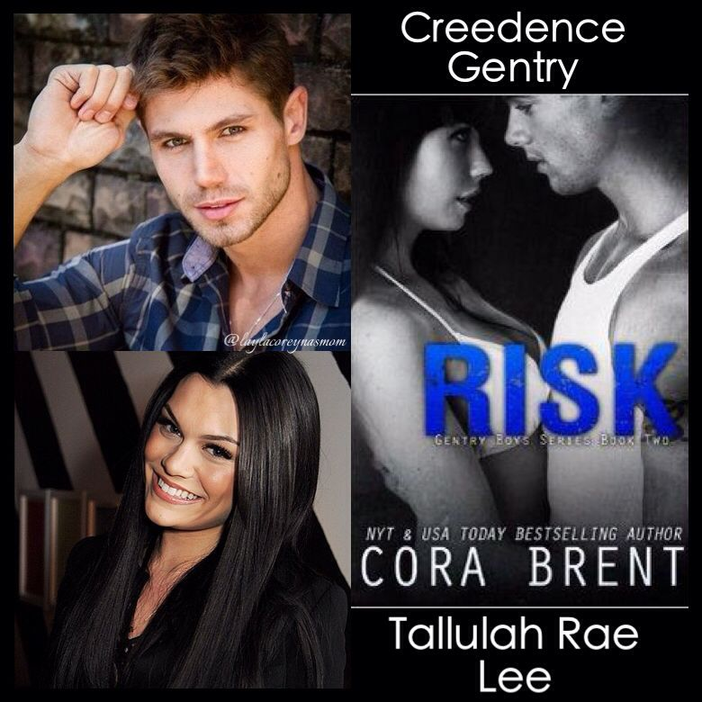 Creed Truly In Risk By Cora Brent The Gentry Boys Series Book Two Dark Romance Books Usa Today Bestselling Author Bestselling Author