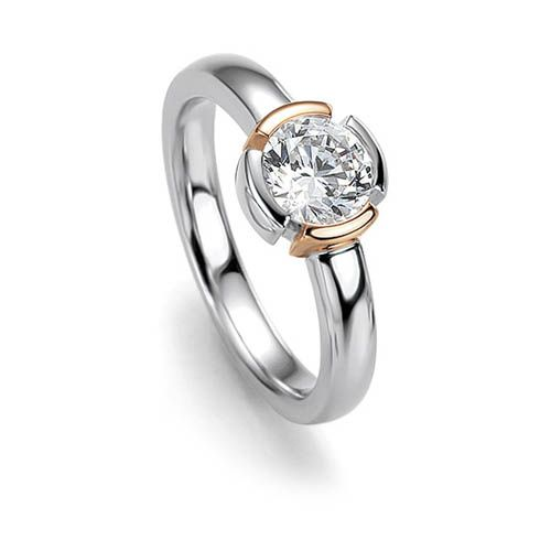 Transgender gay and lesbian engagement rings from LGBT ring