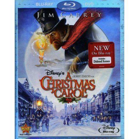 Movies & TV Shows | Christmas carol, Disney blu ray, Walt disney pictures