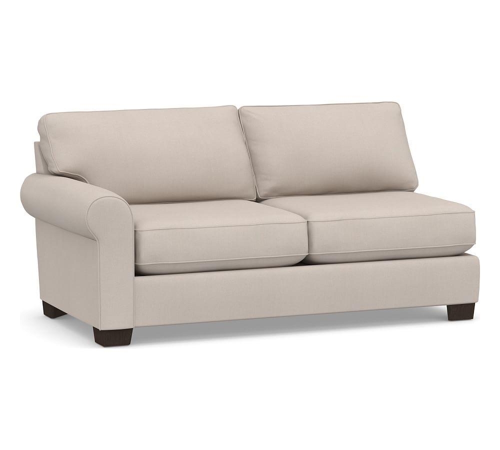 Marvelous Buchanan Roll Arm Upholstered Left Arm Loveseat Sleeper Creativecarmelina Interior Chair Design Creativecarmelinacom