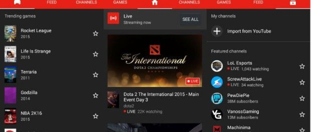 Download and Install YouTube Gaming APK Forex books