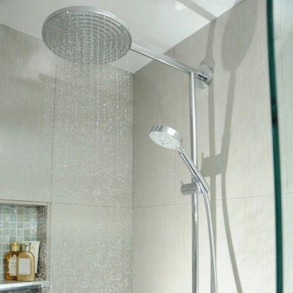 Big Rain Shower Shower Heads Rain Shower Head Can Add Beauty Of