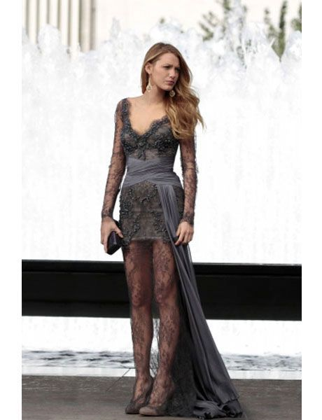 Serena\'s dress Gossip Girl S4 E8 - China Doll | Fashion | Pinterest ...