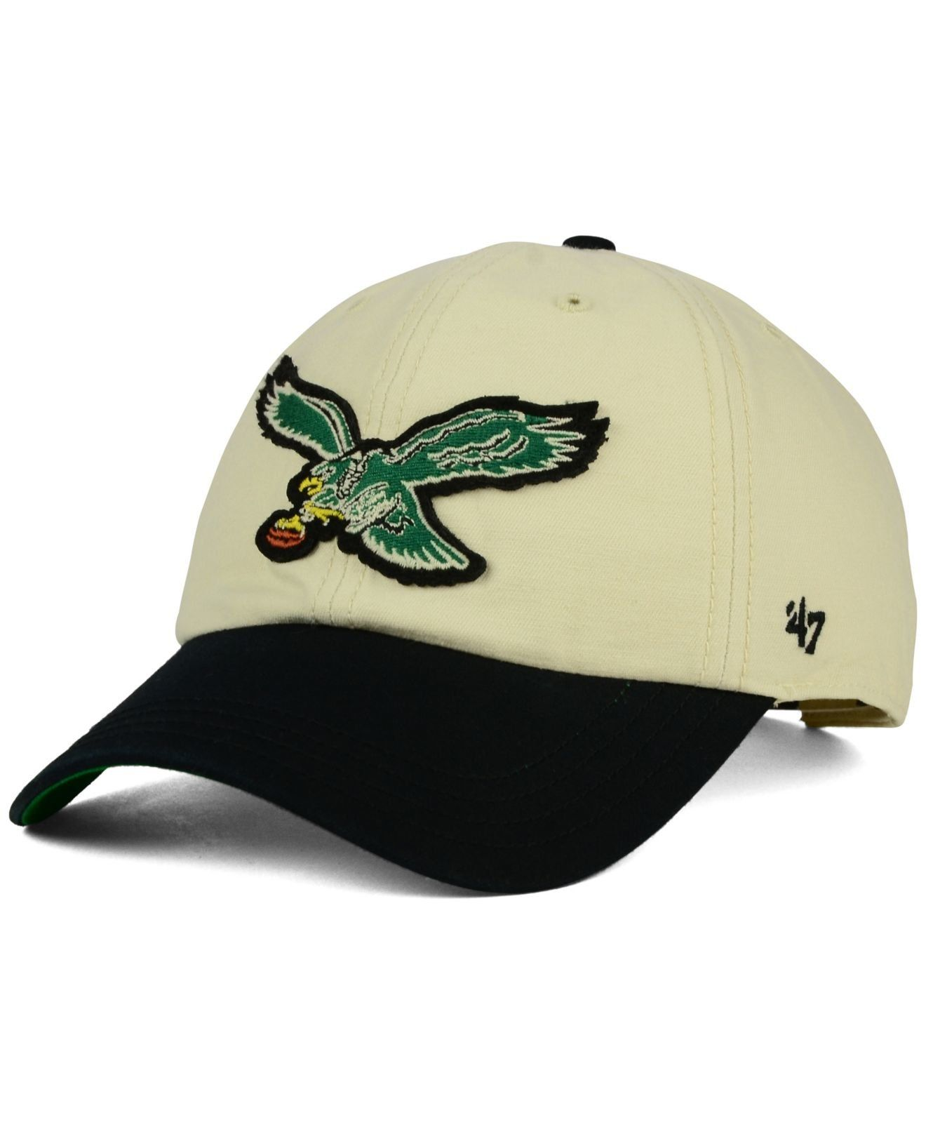 b22bf937986 Philadelphia Eagles  47 Brand Horseshoe Clean Up Hat - Christina s Unique  Accessories   More