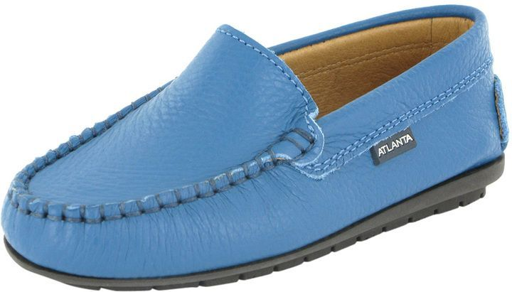 5ac489f252aad Atlanta Mocassin Plain Vamp Moccasin | Products | Moccasins, Loafers ...