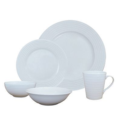 from Kohl\'s SONOMA life + style® Horizon 40-pc. Dinnerware Set sale ...