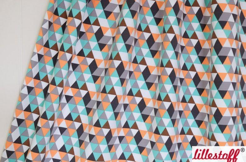 Lillestoff Sweat triangle sweater van Lillestoff