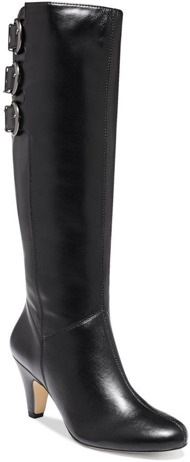 tall dress boots