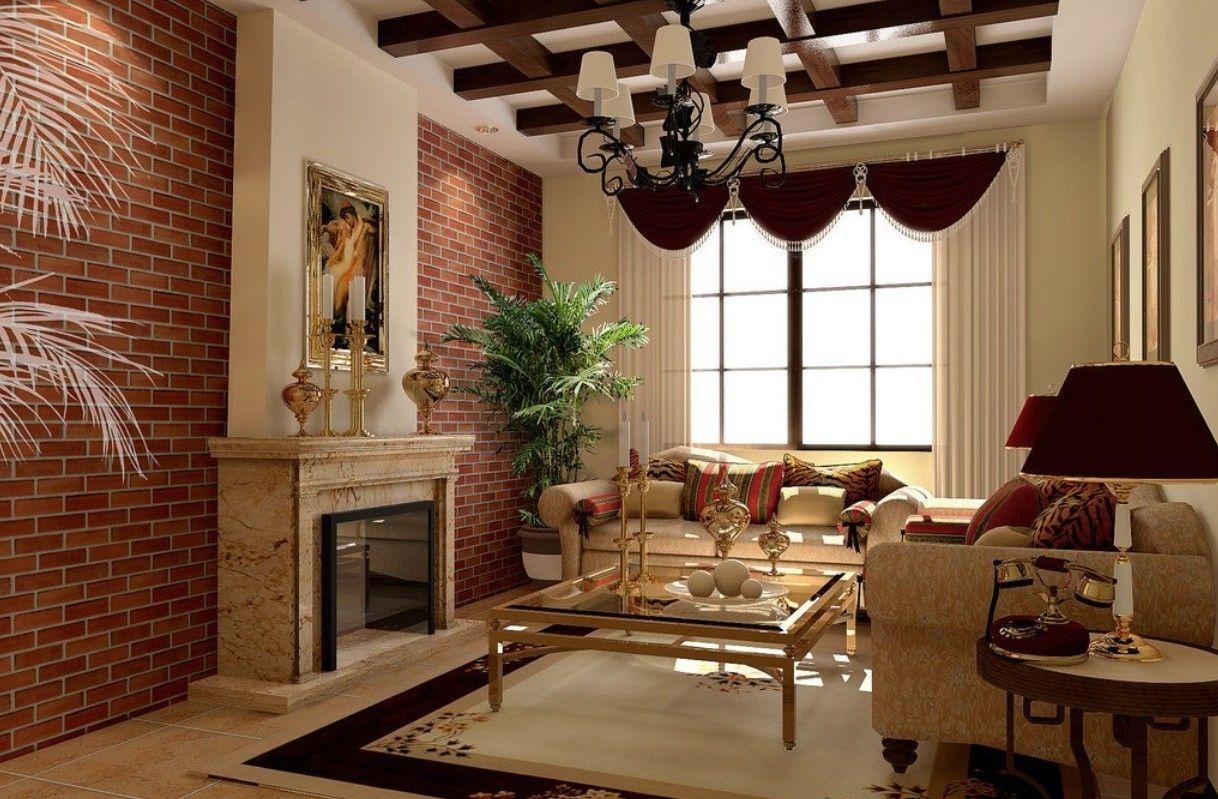 brick wall wood beams brick living room brick wall on brick wall id=20695