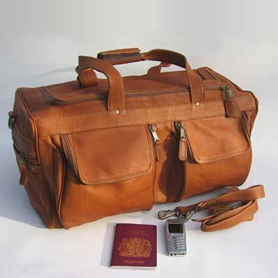 Leather Hand Luggage Bag | Luggage And Suitcases