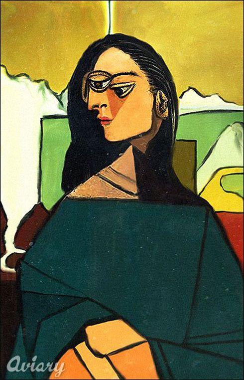 Picasso  via depasoarte.blogspot.com