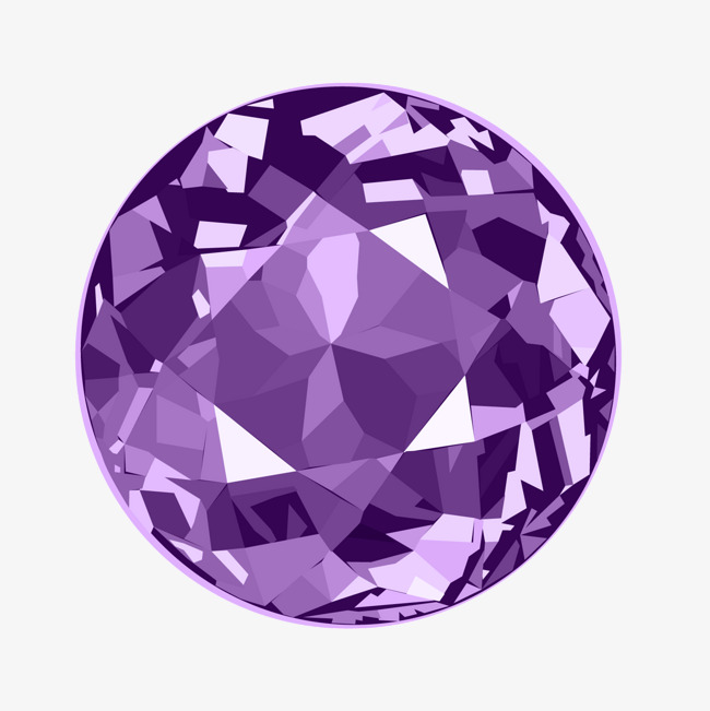 Vector Bare Diamond Purple Round Texture Diamond Vector Round Diamond Vector Texture Purple