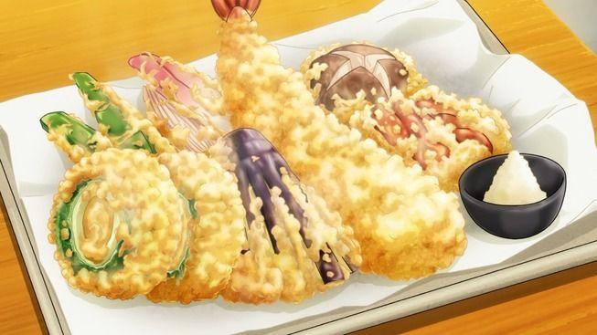 ボード anime s food アニメの食べ物 のピン