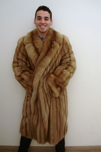 Valentino Golden Russian Sable Fur Coat, Value 80K | Im in love ...