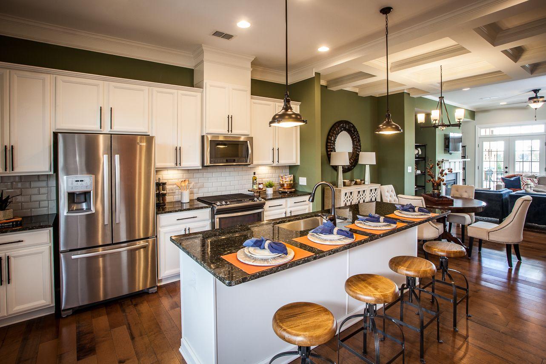 Beazer Homes Hadley Township Atlanta