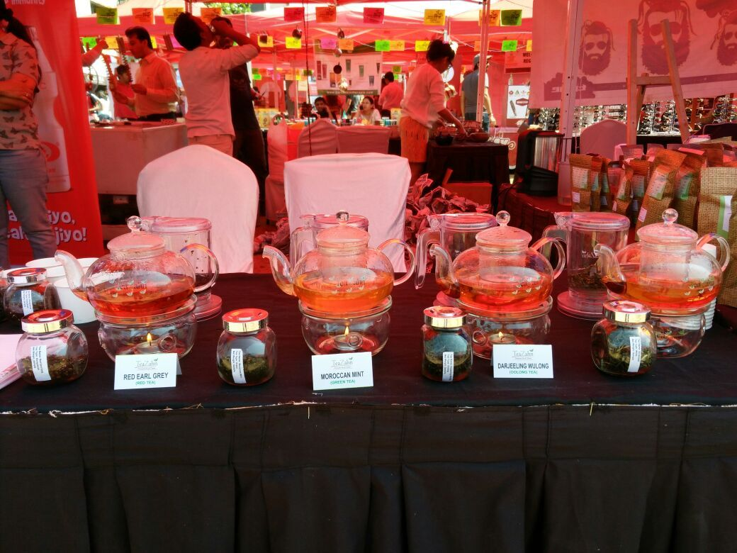 Few more pictures of our stall at #punefarmersmarket @ Westin Hotel http://bit.ly/1NklbII