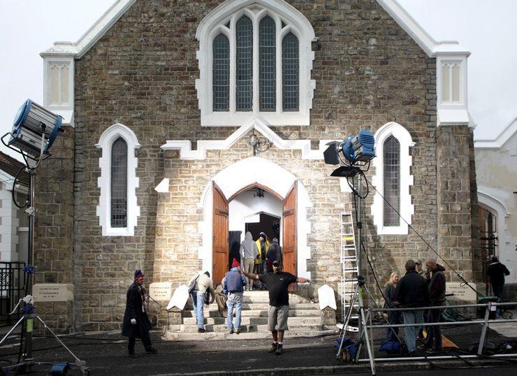 Studio 1: The Church | Photographic Studio Rental Cape Town