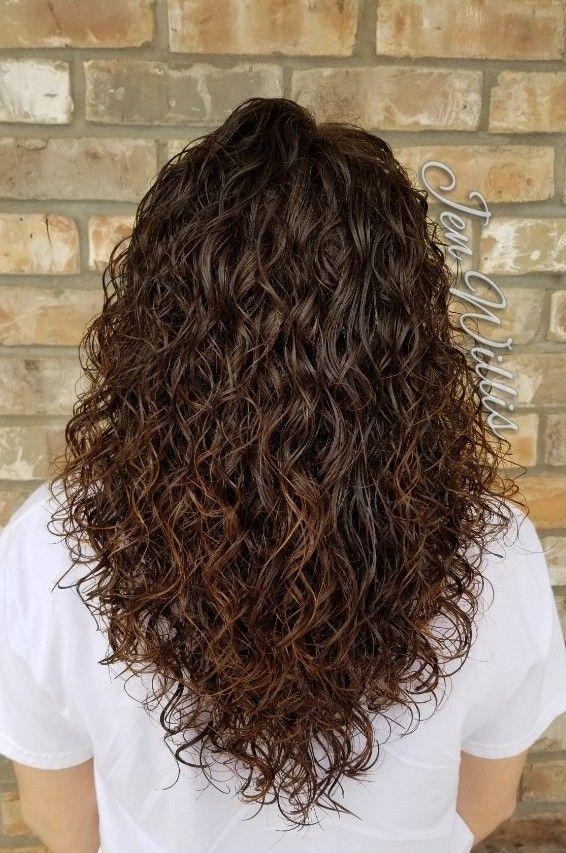 Spiral Perm Curly Hair Curls Iso Perm Salon Platinum Conway Ar