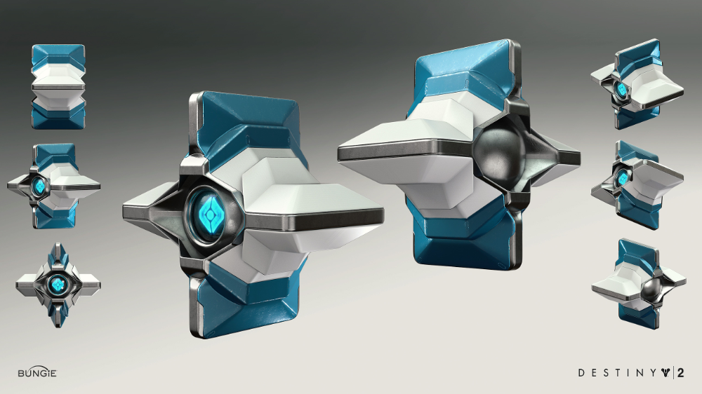 Artstation Destiny 2 Ghost Parade Concept Alex Figini Ghost Destiny Parades