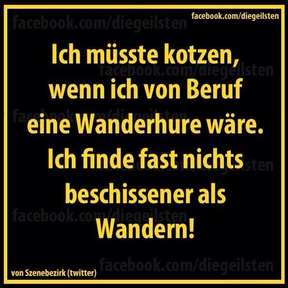 Wandern Humor Funny Funny Quotes Und Quotes