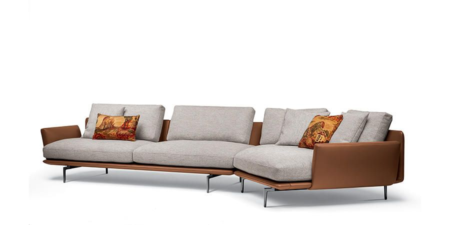 Get Back Large armchair, Furniture, Curved sectional