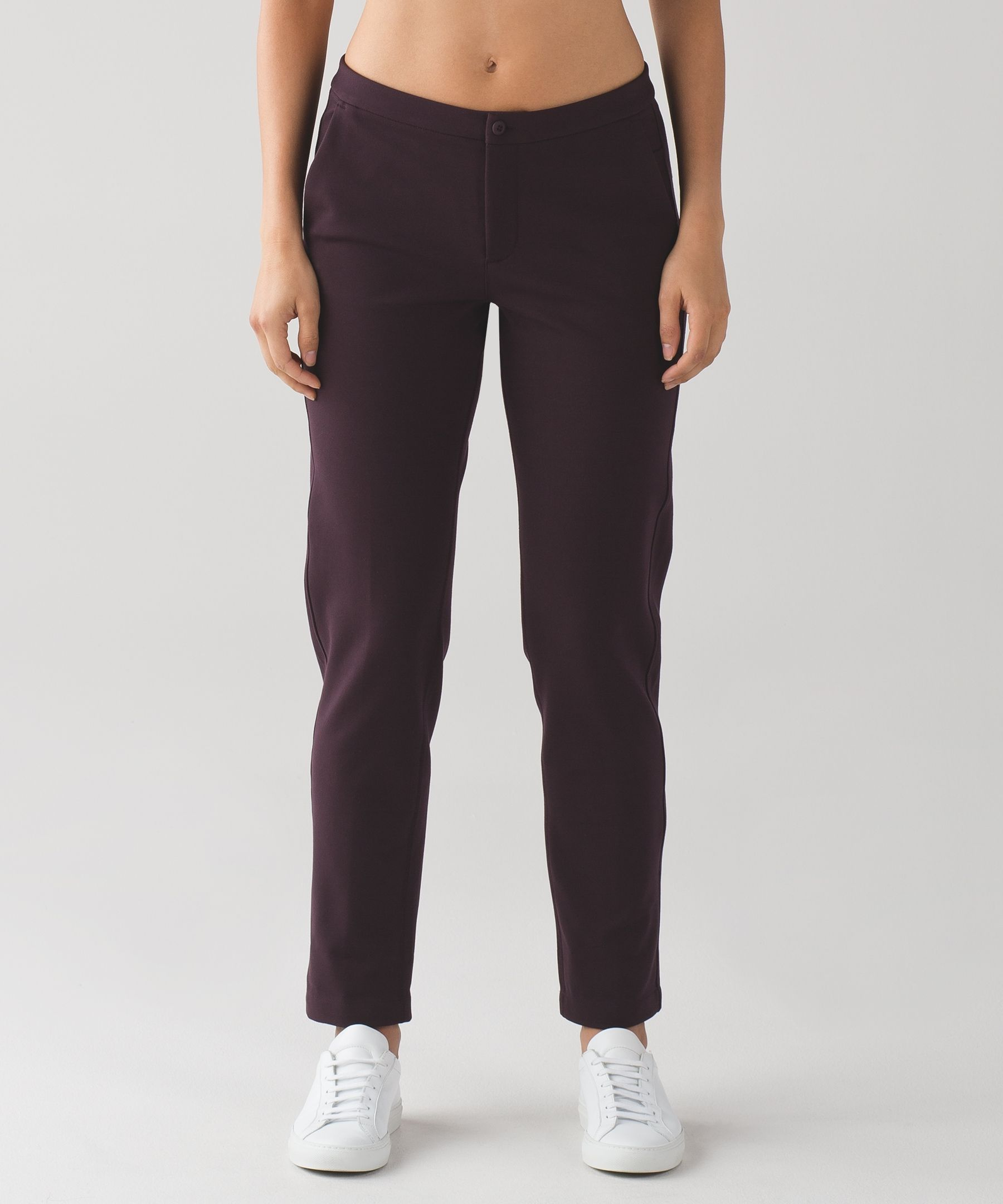 City Trek Trouser Ponte | Products | Pants for women, Pants