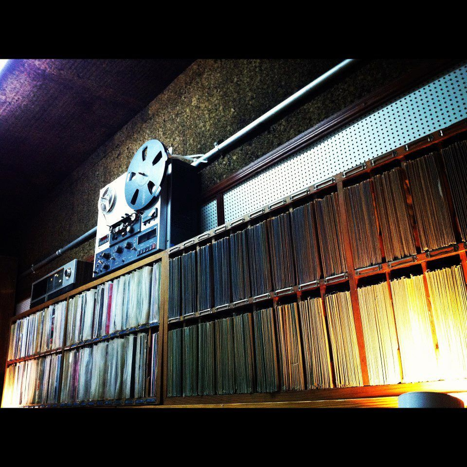 """""""Real Good Classic Styles Always Go  Together...Vinyl Records Join Nicely With The Reel To Reel Analog Sounds"""" !...  http://about.me/Samissomar"""