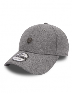 9abd397969e3 New Era 9Forty Pin Badge (940) Brooklyn Nets Grey | New Era | New ...