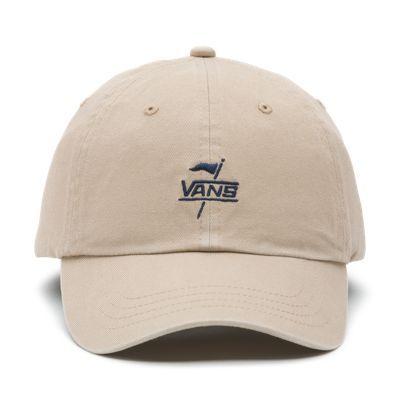 370d256dd975e Bullseye Jockey Hat 1CLKHK Khaki  Vans