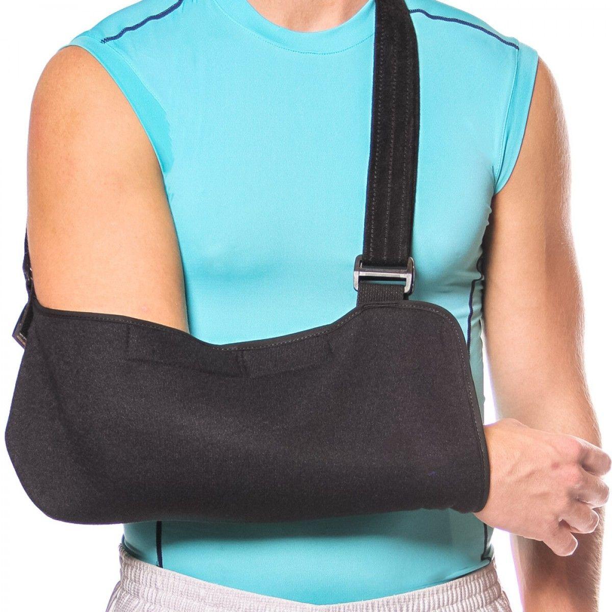 31e3e6cb634f Cradle Medical Envelope Sling for Broken Arm and Shoulder Injuries ...
