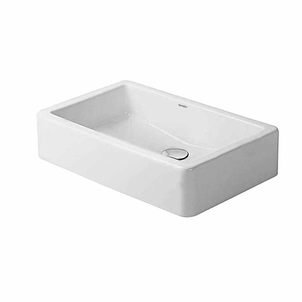 Duravit Waschtisch Vero 600 Mm Duravit Vero Washbowl 600mm Bathroom Duravit White